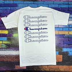 Champion Футболка • Белая