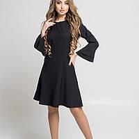 Платье K&ML 509 черный 46