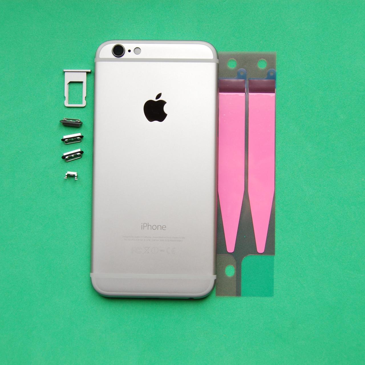 Корпус Apple iPhone 6 Space Gray
