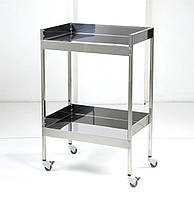 Столик-стелаж на 2 полиці (600) СтС-2П-600