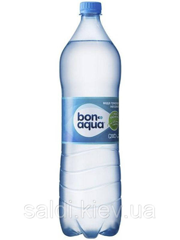 Минеральная негазированная вода BonAqua1 л