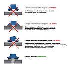 Саморез для металлочерепицы с пресшайбой по металлу 5.5 x 25, фото 2