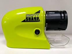 Беспроводная электрическая точилка для ножей Swifty Sharp Sharpener