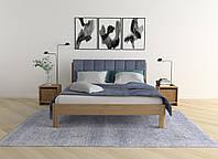 Ліжко К'ЯНТІ бук 1,8х2,0 метра