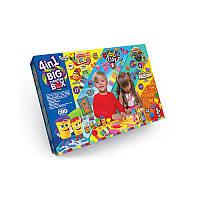 Набор креативного творчества 4 в 1 BIG CREATIVE BOX