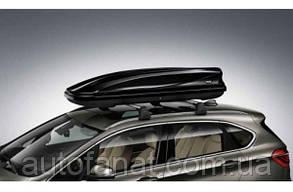 Оригинальный багажный бокс  320 L черный BMW X3 (F25) (82732209907)