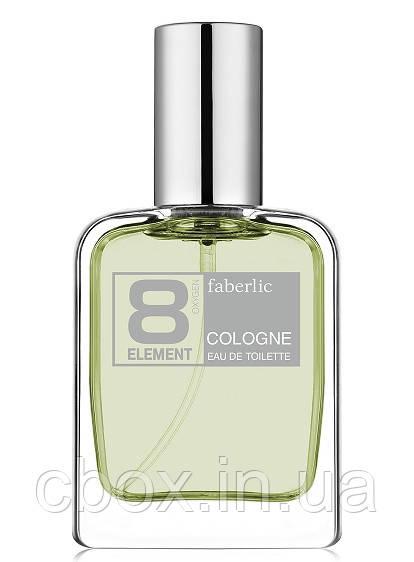 Туалетная вода мужская 8 Element Cologne, Faberlic, 8 Элемент Колонь, Фаберлик, 3251, 35 мл
