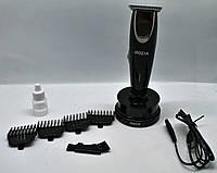 Беспроводная машинка для стрижки волос Rozia HQ-242, фото 1