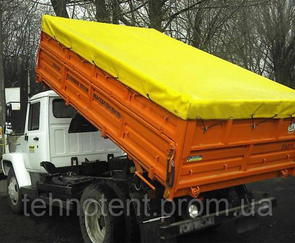Тент на грузовой автомобиль плотность от 630 гр/м2