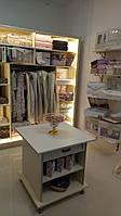 Мебель для магазинов, изготовление на заказ в Киеве.