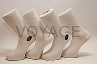 Хлопковые мужские носки STYLE , кеттельный шов, усиленные пятка и носок, фото 1