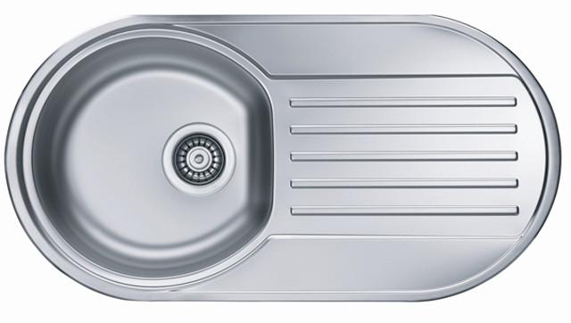 Кухонная мойка Alveus Form 40 (Нержавейка) (с доставкой)
