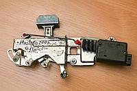 Механизм замка боковой сдвижной двери электрический б/у на Renault Master Opel Movano 2003-2010 год