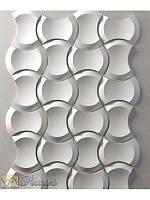"Пластиковая форма для 3D панелей ""Престиж"" (форма для 3д панелей из абс пластика)"