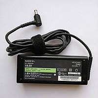 Блок питания Sony Vaio 90W 19.5V 4.7A (VGP-AC19V31) Б/У, фото 1