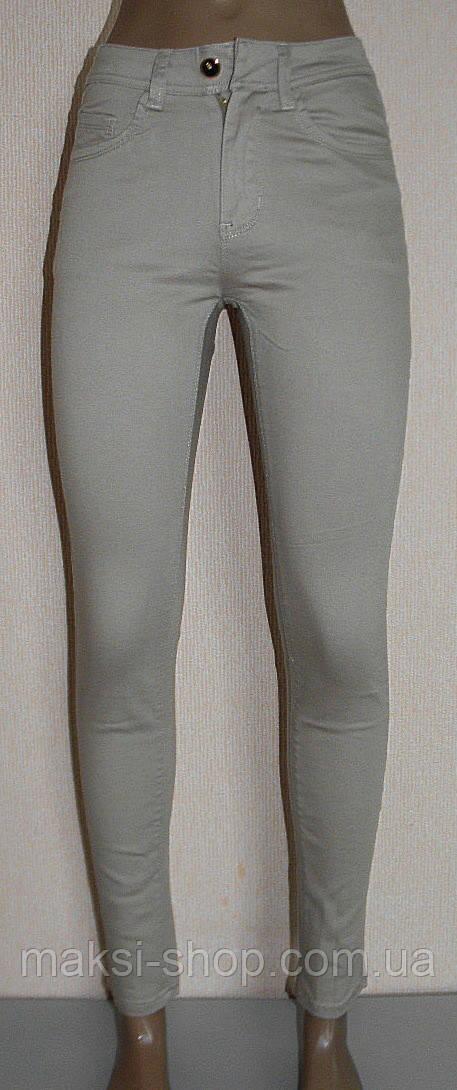 Лосины женские джинсы стрейч весна 42, 44, 46, 48, 50, 52 раз (1009-1)