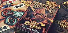 Карты игральные   Bicycle Age of Dragons, фото 3