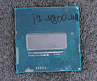 Процессор Intel Core i7-4800MQ SR15L socket G3 Haswell 8 / 3.7GHz / 6MB / 47W / HD Graphics 4600