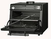 Pira 80 LUX BLACK -Угольная печь. до 115 человек. Pira Испания., фото 1