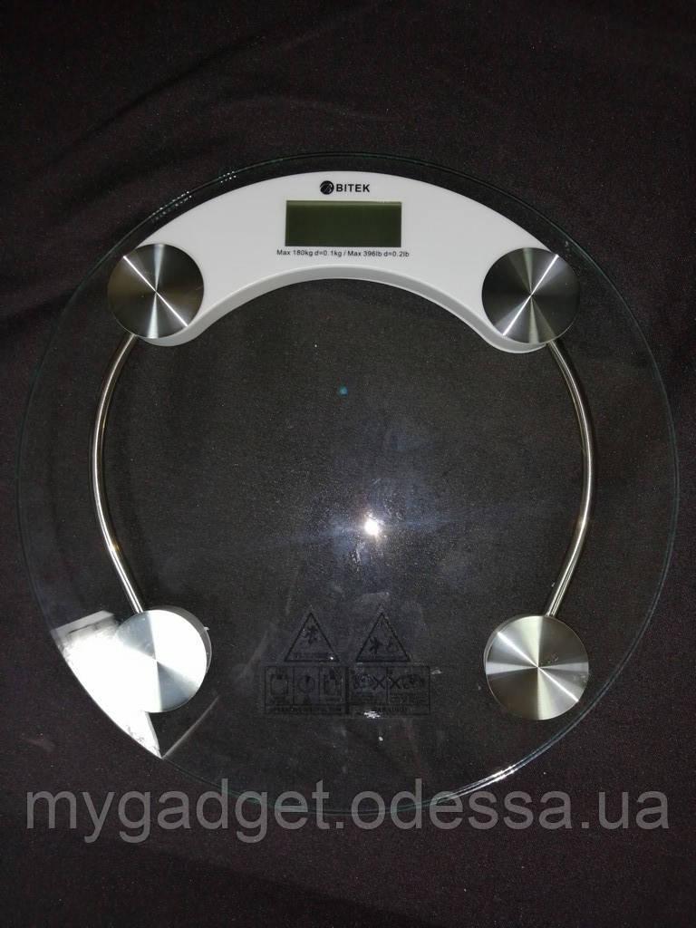 Весы напольные 180 кг BITEK BT-1603A