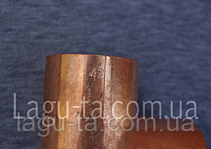 Тройник медный 42 мм, фото 2