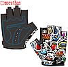 Перчатки для велоспорта, фитнеса детские (Morethan)