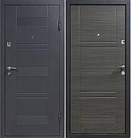 """Входная дверь """"МИНИСТЕРСТВО ДВЕРЕЙ"""" ПУ-132 Серый горизонт"""