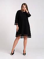 Платье K&ML 433 черный 52, фото 1
