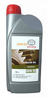 Трансмиссионное масло 80W-90 Toyota 1L 08885-80616