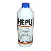 Hepu Антифриз концентрат синий 1,5L G11 MB325.2 325.0 D3306 J1034 P999-11/1,5