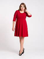 Платье K&ML 503 красный  50, фото 1