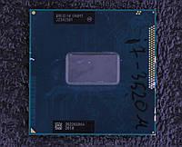 Процессор Intel Core i7-3520M SR0MT socket G2 Ivy Bridge 4 / 3.6GHz / 4MB / 35W / HD Graphics 4000
