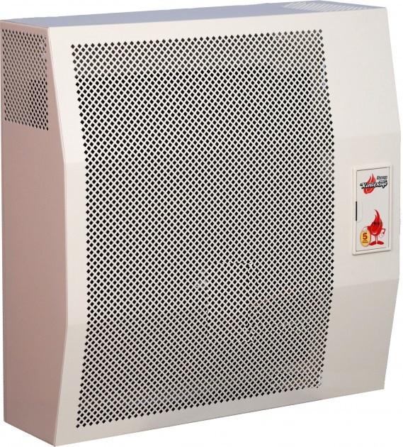 Конвектор газовий АКОГ-5 125м.куб. 5кВт. автоматика SIT Італія