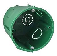Коробка встраиваемая круглая IP30 65х60 для сплошных стен SchneiderElectric