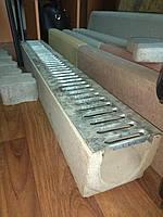 Лотки водовідвідні бетонні,пластикові,полімербетонні, фото 1