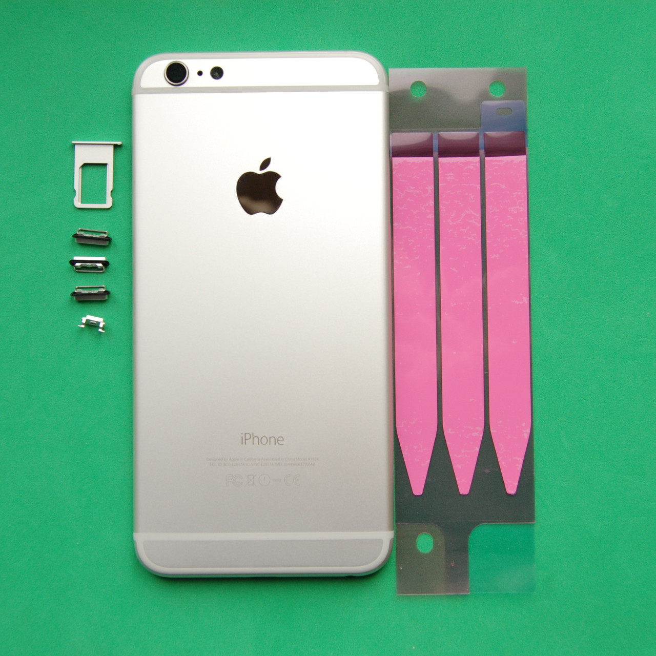 Корпус Apple iPhone 6 Plus 5.5 silver