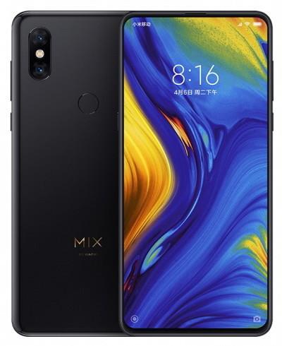 Смартфон Xiaomi Mi Mix 3 6/128GB Black Global Rom