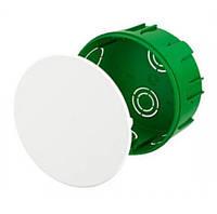 Коробка распределительная встраиваемая круглая IP30 68х40 для сплошных стен SchneiderElectric