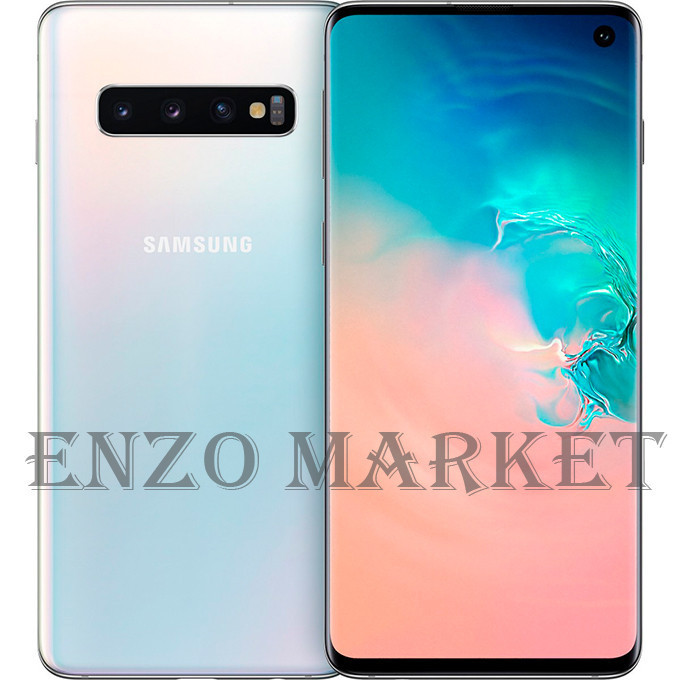 Samsung Galaxy S10 Plus Duos White 128Gb (G9750)