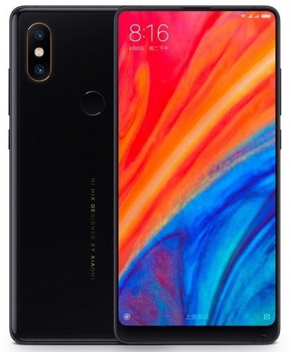 Смартфон Xiaomi Mi Mix 2S 6/64GB Black