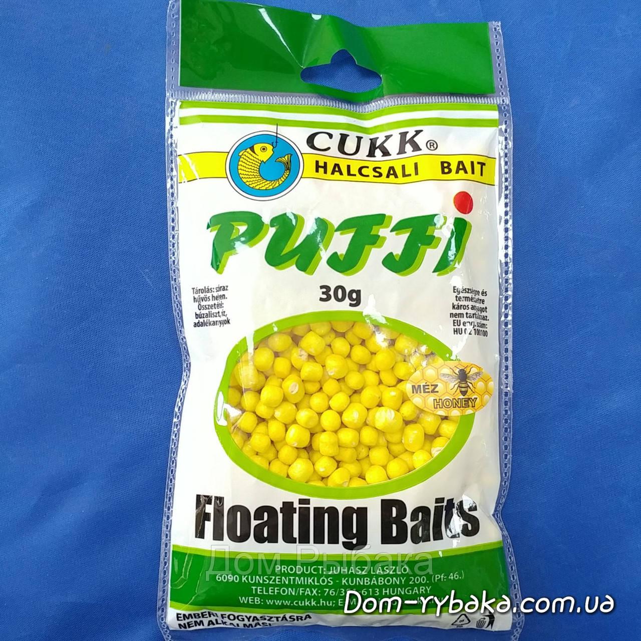 Воздушное тесто Cukk Honey Мед 30гр МИНИ (531318)