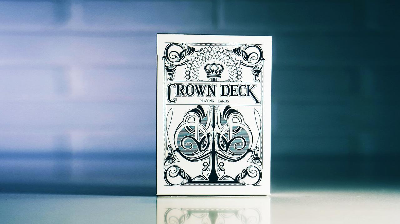 Карты игральные | The Crown Deck (Snow): Limited Edition