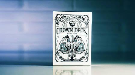 Карты игральные | The Crown Deck (Snow): Limited Edition, фото 2