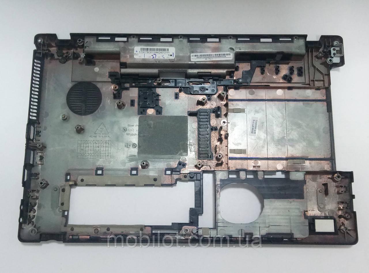 Часть корпуса (Поддон) Acer 5552 (NZ-6273)