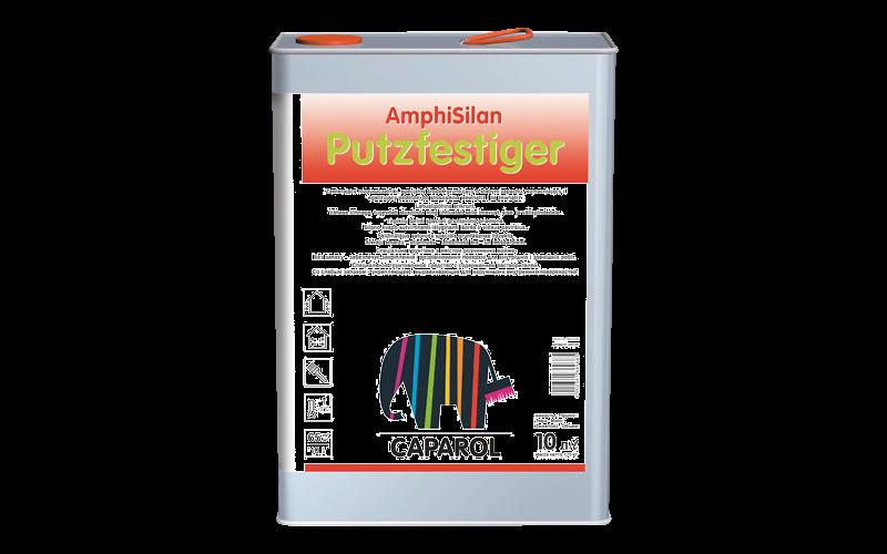 AmphiSilan Putzfestiger 10л грунтовка укрепляющая, на основании растворителей, для критических оснований.