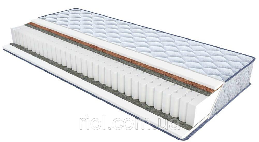 Двусторонний ортопедический матрас Cobalt / Кобальт коллекции Sleep&Fly Silver Edition от EMM