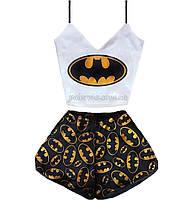 Пижама женская Batman 🦇 шелковая