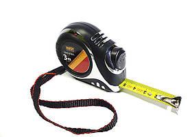 Рулетка измерительная 3 м х 16 мм, Hardy Working Tools (0700-451603)