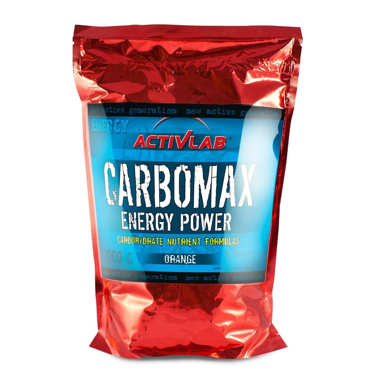 ActivLab Carbomax Energy Power 1 kg