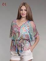 Яркая летняя блузка 01, фото 1